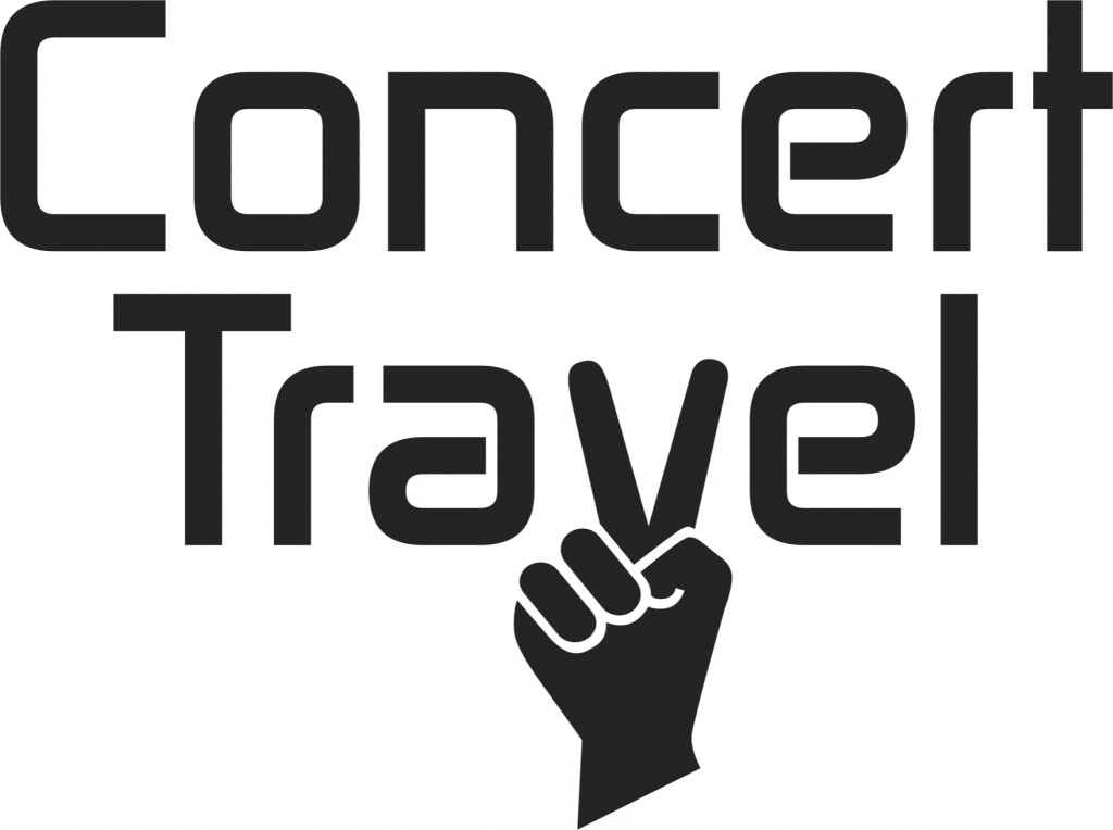 Concert Travel Logo Barebones