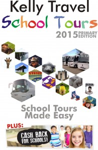 School Summer Tour Brochure 2015 Cover