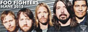 Foo Fighters Slane 2015