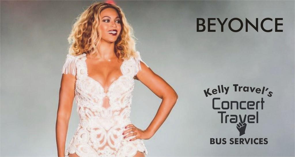 Beyonce w CT LoGo
