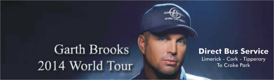 KT Banner Garth Brooks
