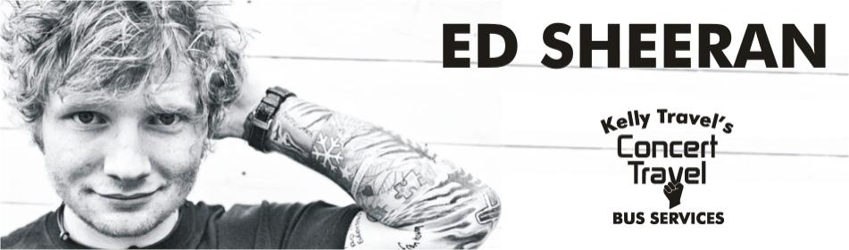 KT Banner Ed Sheeran 2014