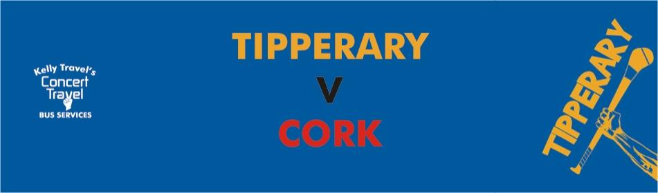 KT Banner Tipperary V Cork