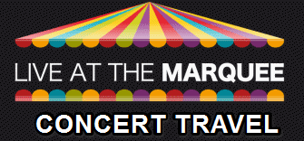 Live At The Marquee Concert Travel