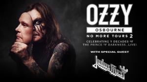 Ozzy Osbourne Concert Bus