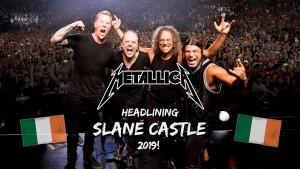 Metallica Slane 2019