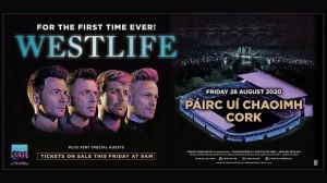 Westlife Cork 2019