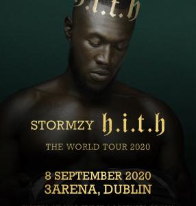 Stormzy Dublin 2020