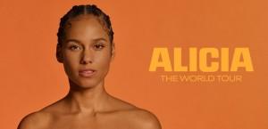 Concert Bus Alicia The World Tour
